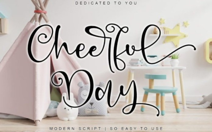 Cheerful Day Font