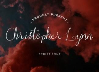 Christopher Lynn Font