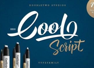 XXII Cool Font