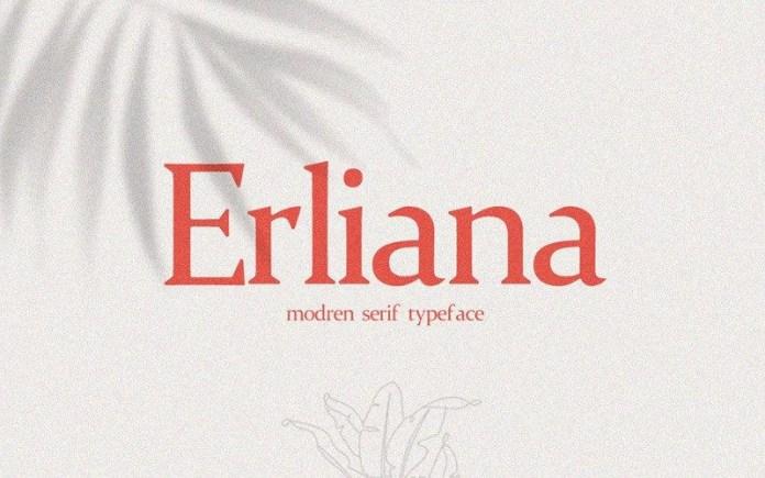 Erliana Font