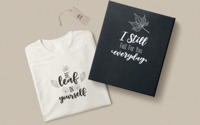 Fall in Autumn Font