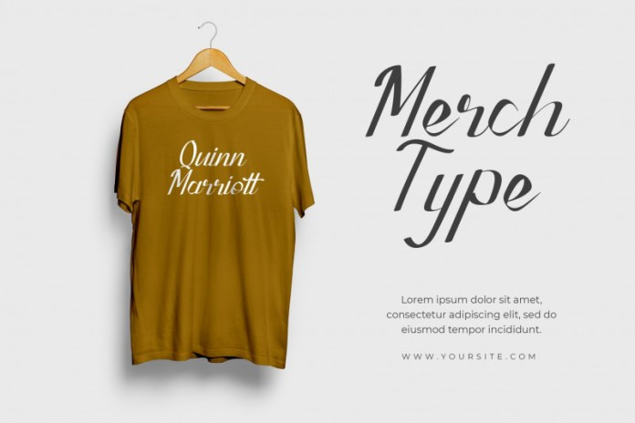 Quinn Marriott Font