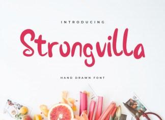 Strongvilla Font