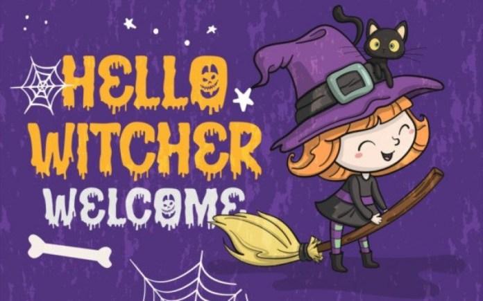 Halloween Fright Font