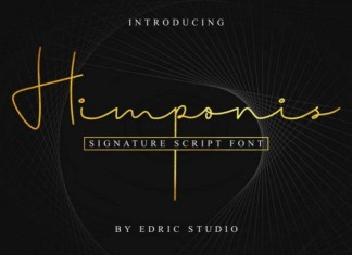 Himponis Font