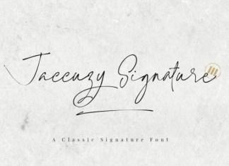 Jaccuzy Font