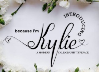 Kylie Font