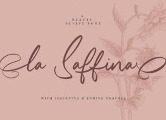 La Saffina Font