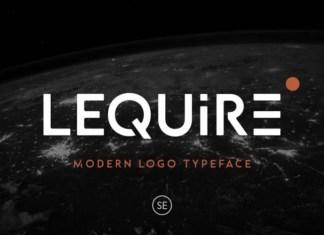Lequire Font