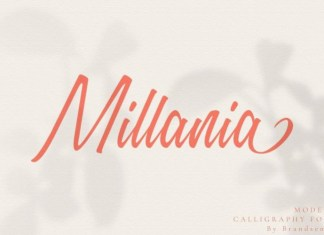 Millania Font