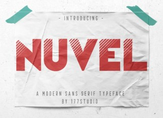 Nuvel Font