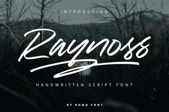 Raynoss Font
