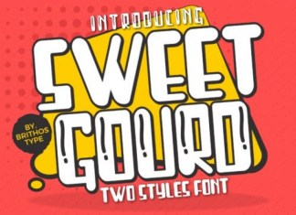 Sweet Gourd Font