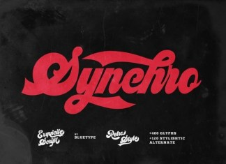 Syncrho Font