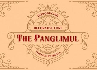 The Panglimul Font