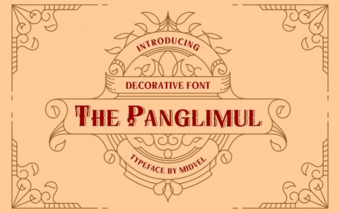 The Panglimul Font