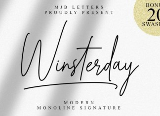 Winsterday Font