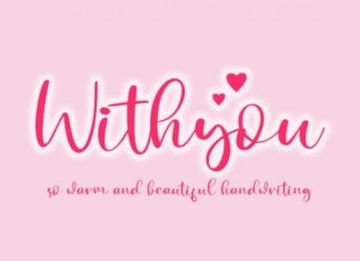 Withyou Font