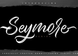 Seymore Font