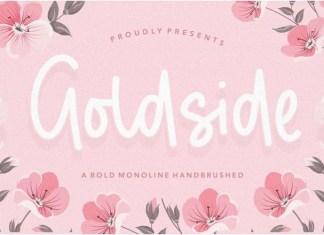 Goldside Font