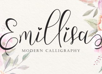 Emillisa Font