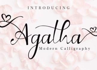 Agatha Font