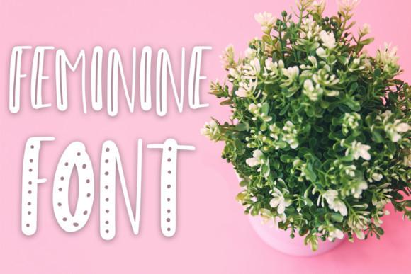 Honey Taste Line Font