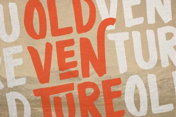 Oldventure Font