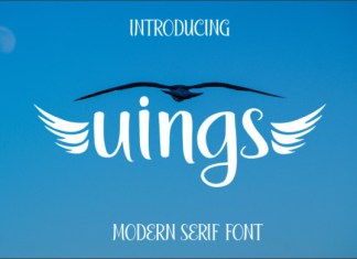 Uings Font