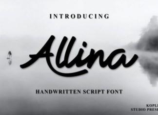 Allina Font