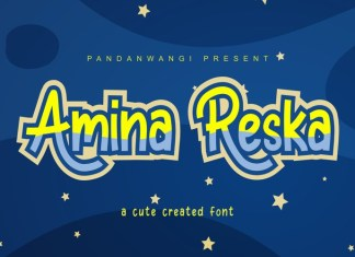 Amina Reska Font