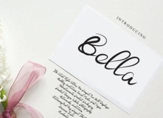 Bella Font