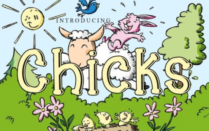 Chicks Font