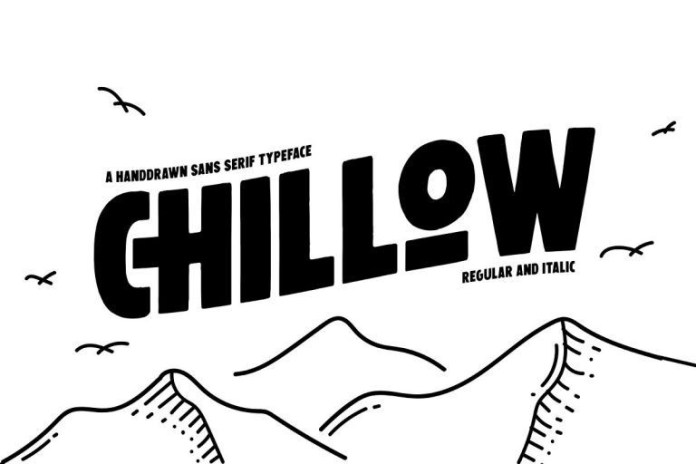 Chillow Font