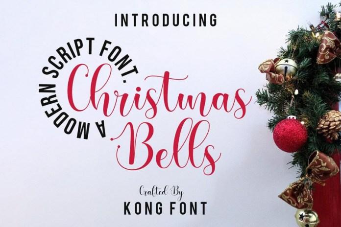 Christmas Bells Font