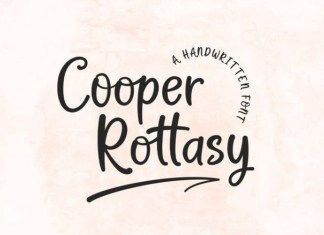 Cooper Rottasy Font