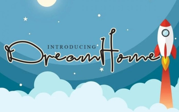 Dream Home Font