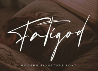 Fatigod Font