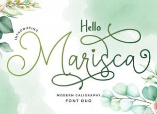 Hello Marisca Font