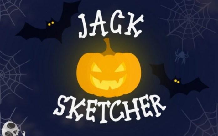 Jack Sketcher Font