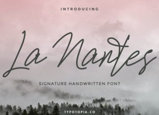 La Nantes Font