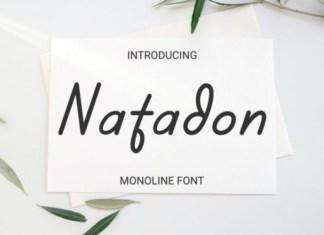 Natadon Font