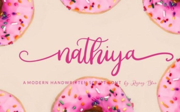 Nathiya Font
