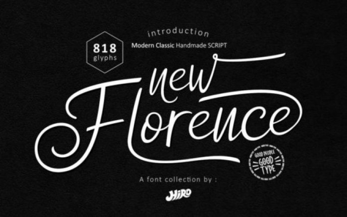 New Florence Font