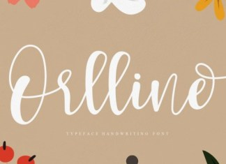Orlline Font
