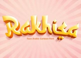 Rakhisa Font