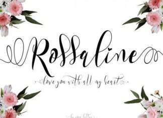 Rossaline Font