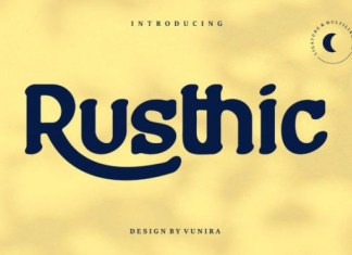 Rusthic Font