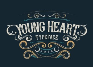 Young Heart Font