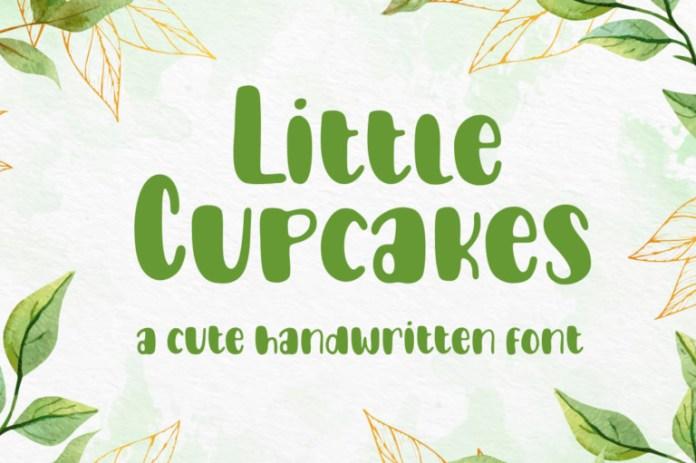 Little Cupcakes Font